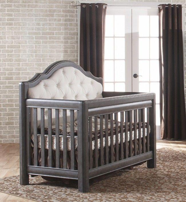 Best 25 Gray Crib Ideas On Pinterest Baby Nursery Grey