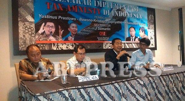 Pro-Kontra Tax Amnesty ~ http://goo.gl/70da8n