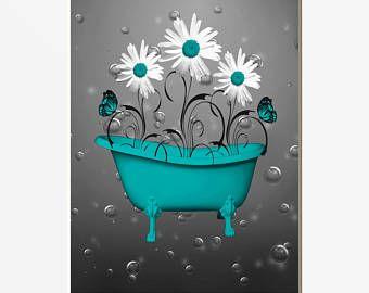 Best 25+ Teal bathrooms ideas on Pinterest | Teal bathroom ...