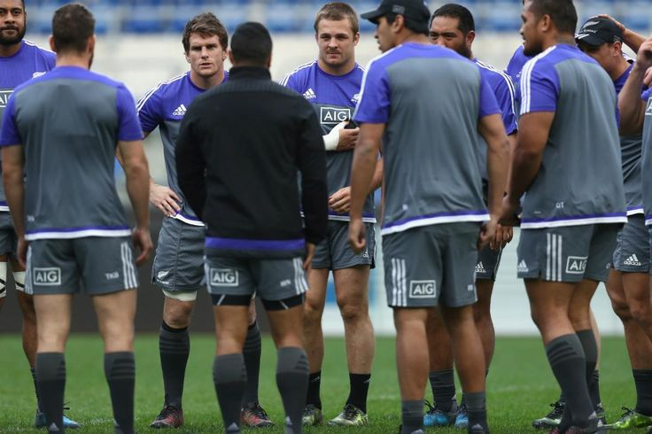 Stand-in captain Sam Cane feels comfortable about leading a relatively inexperienced New Zealand line-up against Italy on Sunday (NZT)
