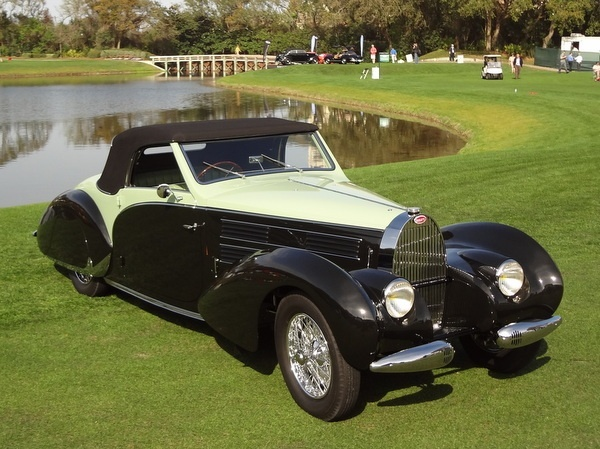 AMELIA ISLAND CONCOURS D'ELEGANCE. Every March at the Ritz Carlton,