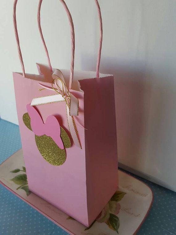 74e7206f3 12 bolsa de goody Bolsitas Para Cumpleaños, Bolsas De Dulces, Decoración De  Fiestas Infantiles