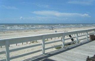 Ocean Front Beach HouseVacation Rental in Galveston from @HomeAway! #vacation #rental #travel #homeaway