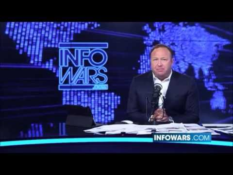 Alex Jones : Super British Accent & Rant About British Elitism