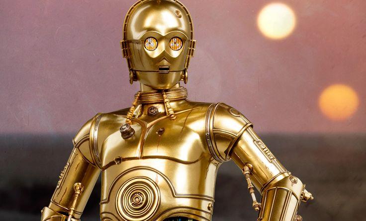 C3PO in Star Wars #hero #archetype #brandpersonality