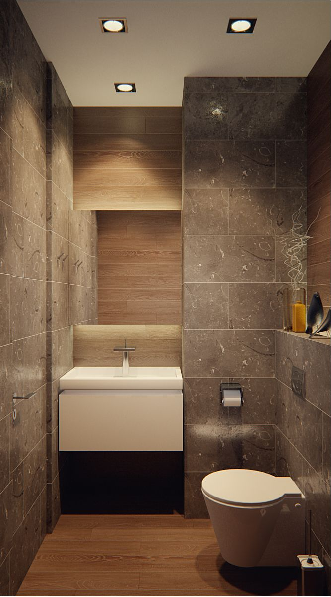 17 best ideas about small toilet on pinterest small for Small wc design ideas