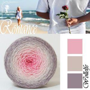 Wollelfe-Romance* Farbverlauf Merino-Twin - 4-fach