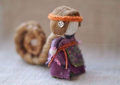 Кукла на счастье | 57 фотографий