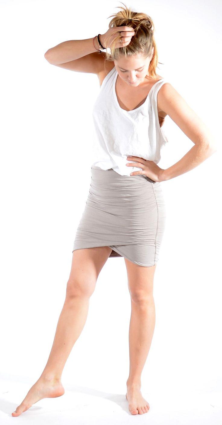 Tees skirt Slate http://www.corneliashus.no/ti-mo-tees-skirt-slate.html