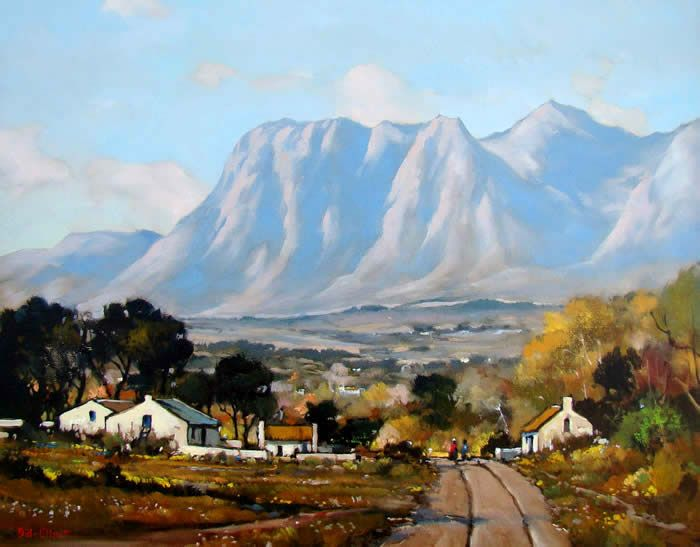 Dale Elliott South Africa