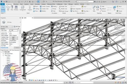 Autodesk Revit Structural Detailing 2019 Tutorial | Autodesk