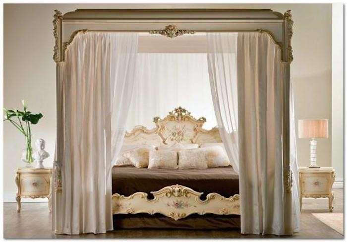 Camera da letto in stile veneziano (Foto 25/40) | Design Mag