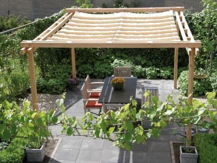 Woodvision   Sunsail Wavedoek   300 Grijs  Het Sunsail Wavedoek is ideaal te gebruiken om een gezellige sfeer te creren. Bijvoorbeeld in uw tuin of op de camping. Zo wordt loungen nog meer ontspannen dan dat het al is.