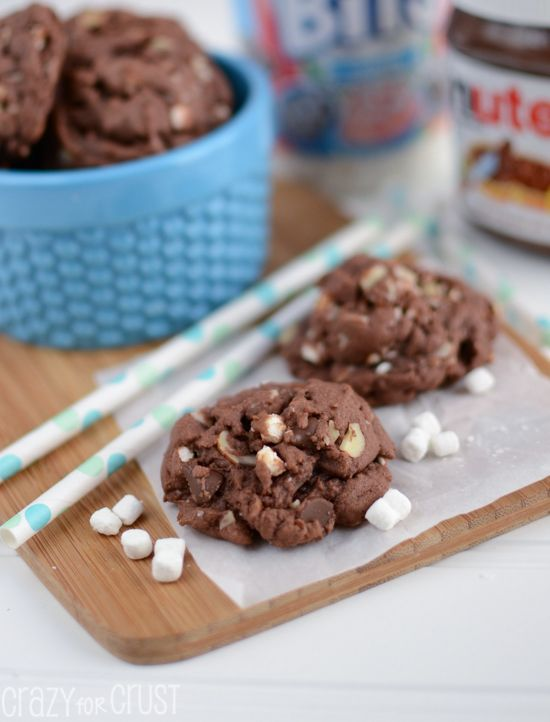 Rocky Road cookie...I promise- you cant eat just one!