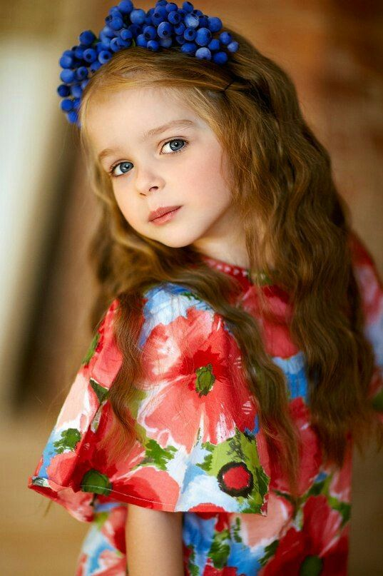 Russian model child