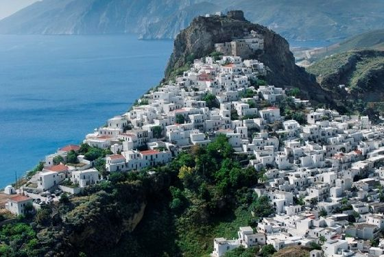 Skyros - one of the Sporades Islands - GR