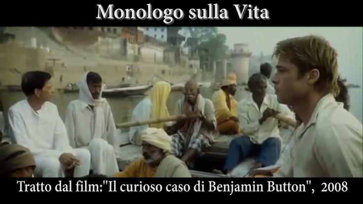 MONOLOGO SULLA VITA - Il curioso caso di Benjamin Button