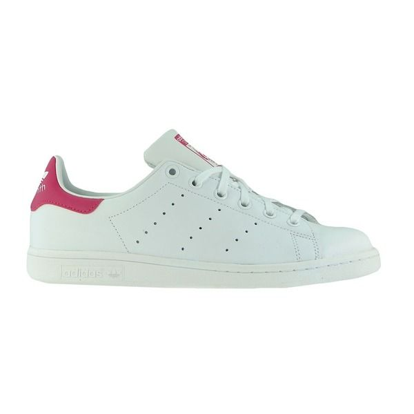adidas Originals Stan Smith J Schuhe Kinder Sneaker Turnschuhe Weiß B32703