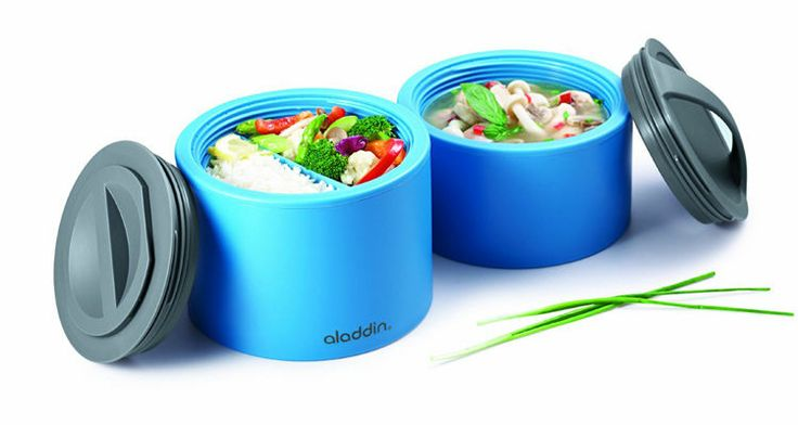 aladdin litre bento lunchbox blue insulated lunch box aladdin insula. Black Bedroom Furniture Sets. Home Design Ideas