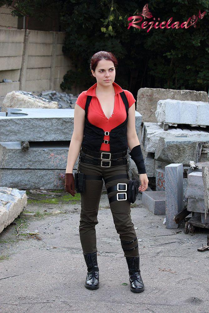 Ellie Langford Dead Space 3 cosplay IV by Rejiclad on DeviantArt