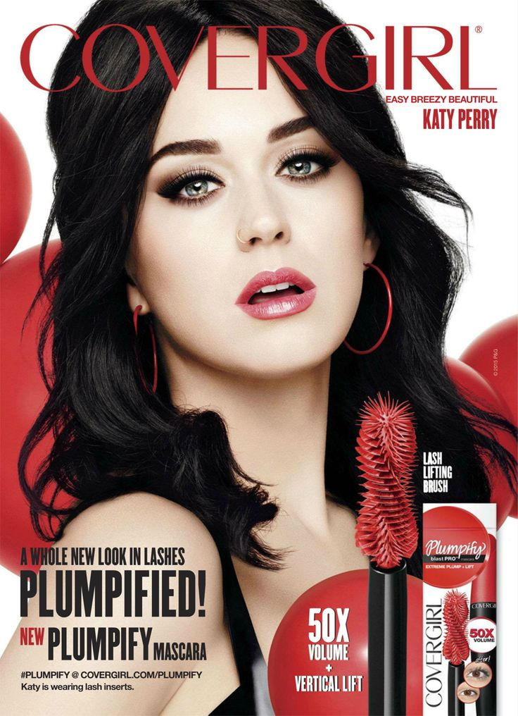 New Covergirl ad. | I ❤ Katy Perry
