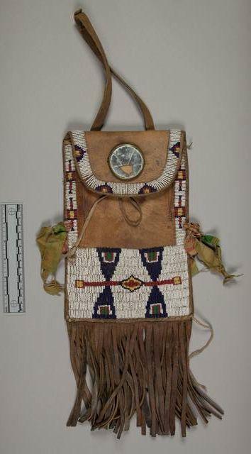 Cheyenne bag. NMNH ac