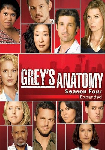 Grey's Anatomy images season 4 dvd HD wallpaper and background photos