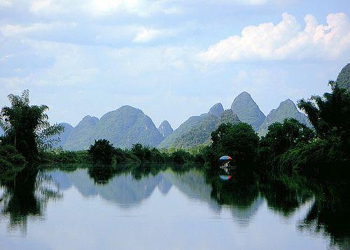Guilin & Li River, China http://en.wikipedia.org/wiki/Li_River_(Guangxi)