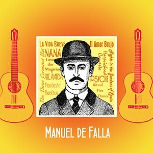 An entertaining profile of the Spanish composer Manuel de Falla. Quick facts, videos and useful links for more info.