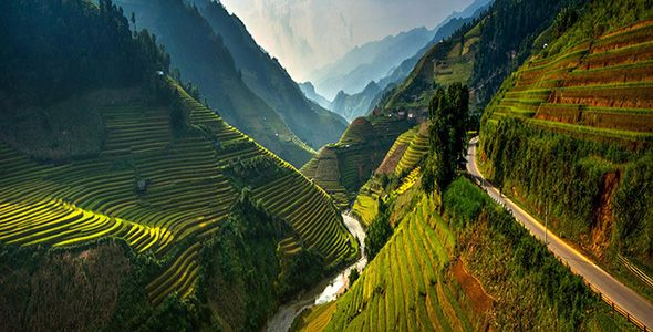 Mu Cang Chai, Βιετνάμ