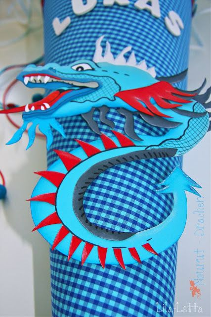 Nouruz - Drachen ....schultüte