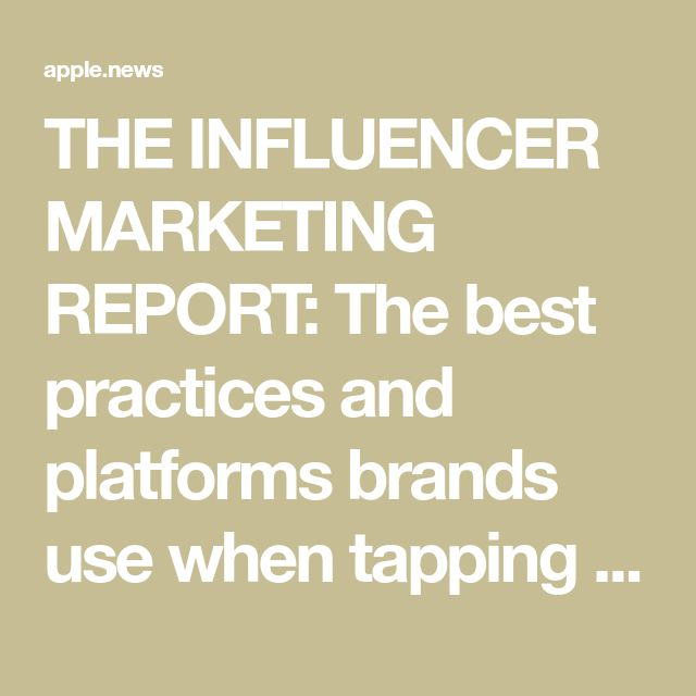 The  Best Influencer Marketing Ideas On   Media