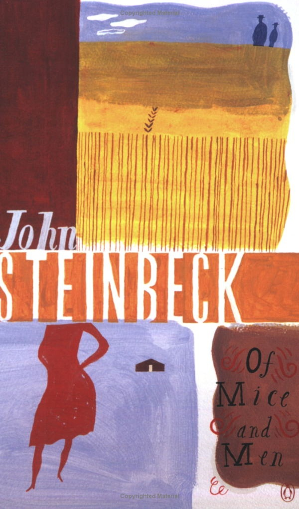 discrimination in steinbeck s book of mice I'm writing a book on how the different characters in of mice and men by john steinbeck resemble the different discriminations in society i'd like some quotes on sexism (curley's wife).