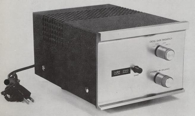 LUXMAN FL15 (mid-1960s)