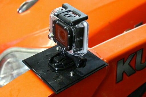 almost free magnetic go pro mount