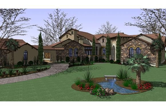 15 Best Images About Southwestern House Plans On Pinterest