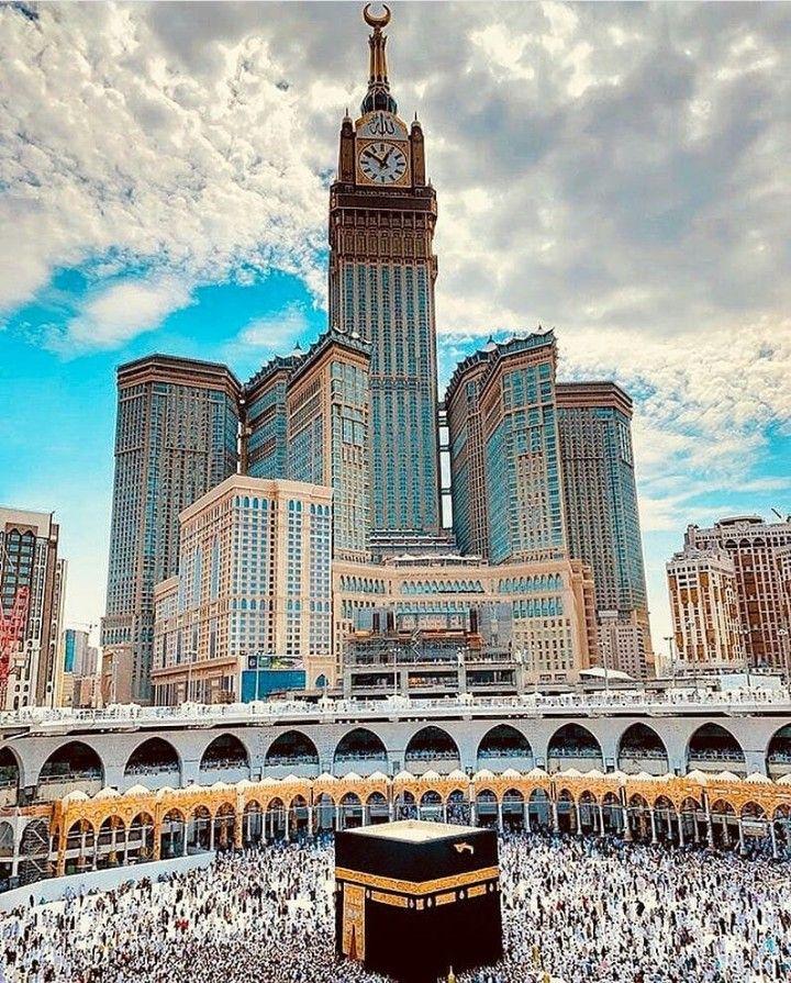 Mekkah Almukarramah Mekah Latar Belakang Arsitektur Islamis