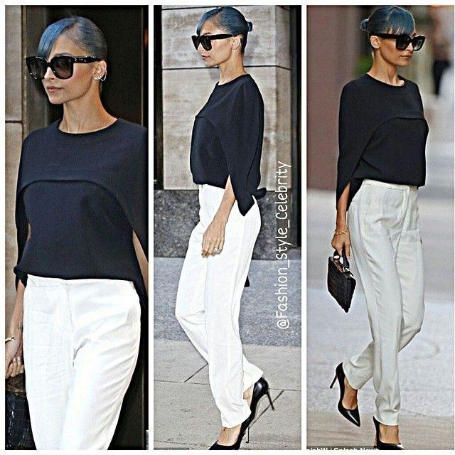#nicolerichie #floral #jumpsuit #maxi #tribalprint #shirt #fashionista #heir #parishilton #angel #coffee #vsangel #vs #shorts #tshirt #prints #beautiful #beauty #fashion #style #stylish #elegant #look #lookbook #celebritystyle #celebrity #ootd #outfit #shades #fashionista... - Celebrity Fashion