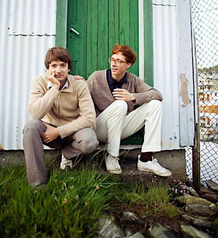 Kings of Convenience (2010) ... NBC Tent Taguig