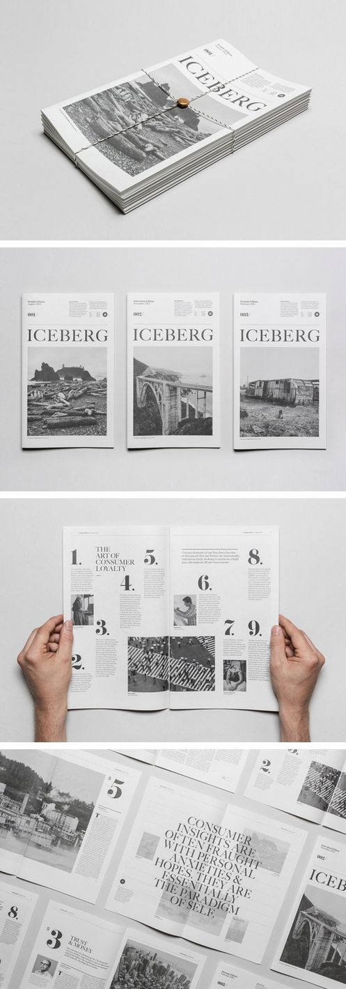 REALLY love the giant serif letters on this... could easily do something like that for each of the artists