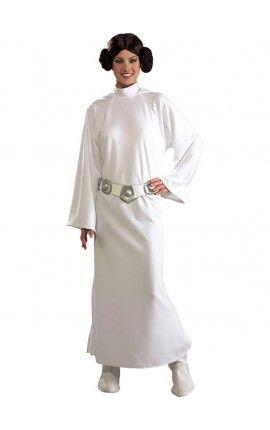 Disfraz de Princesa Leia Deluxe