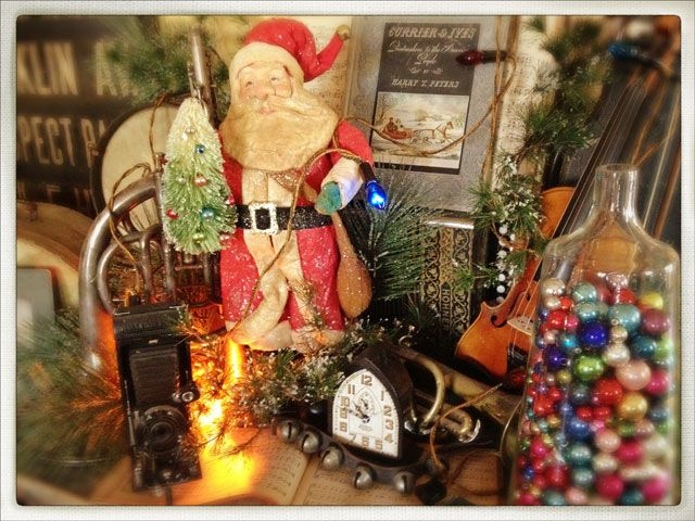 Tim Holtz merry christmas & happy holidays…