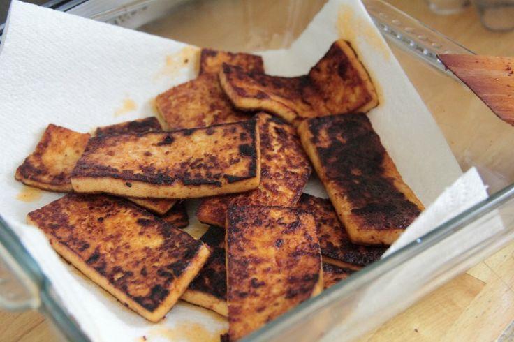 Tofu Bacon | The Tofu Diaries