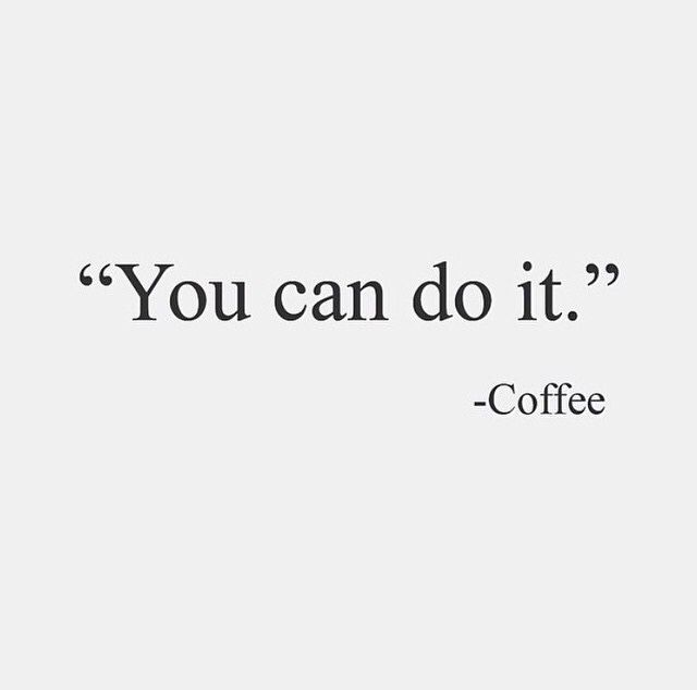A little coffee lingo to kick start your day