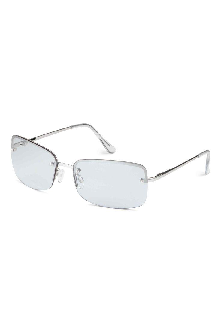 Gafas transparentes estilo 90's H&M