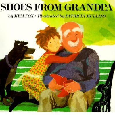 In a cumulative rhyme, family members describe the clothes they intend to give Jessie to go with her shoes from Grandpa.