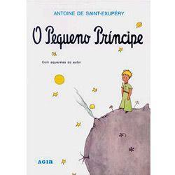 """À primeira vista, um livro para crianças. Na definição de Antoine Saint-Exupéry, seu autor, """"um livro urgentíssimo para adultos"""", o que talvez explique a extraordinária sobrevivência literária de O Pequeno Príncipe. Publicado pela primeira vez em 1943 na Nova York"""