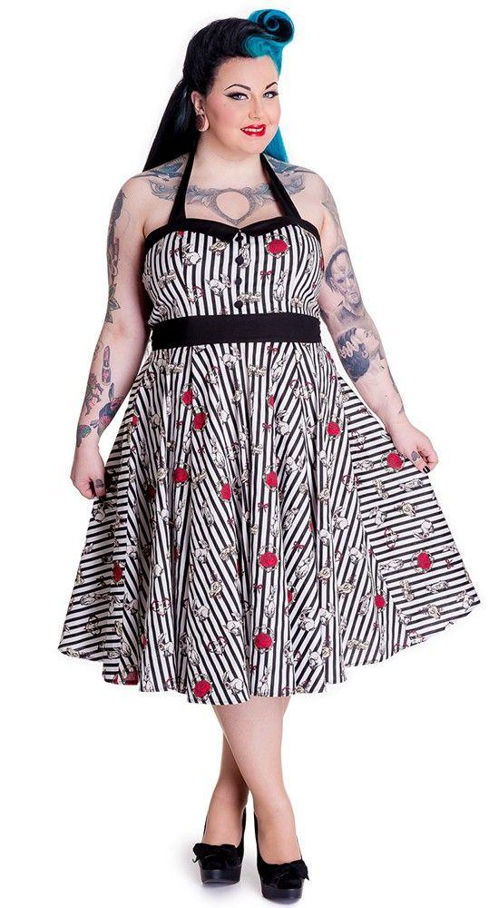 I want!Hell Bunny ToTo 50`s Dress | Blame Betty