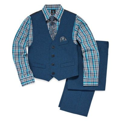 FREE SHIPPING AVAILABLE! Buy Steve Harvey 4-pc. Suit Set 8-20 Boys at JCPenney.com today and enjoy great savings.