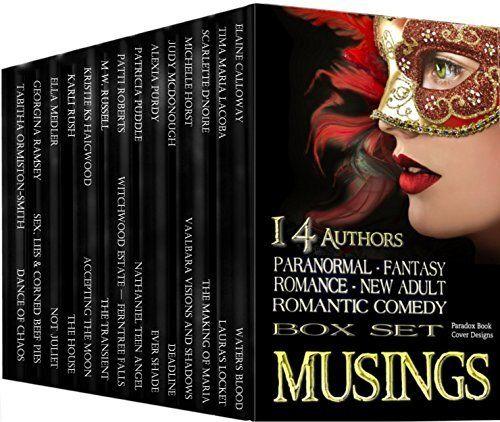 Musings Box Set: Fourteen Authors by Elaine Calloway, http://www.amazon.com.au/dp/B00T0Q4KTM/ref=cm_sw_r_pi_dp_wWzZub15XE5CH